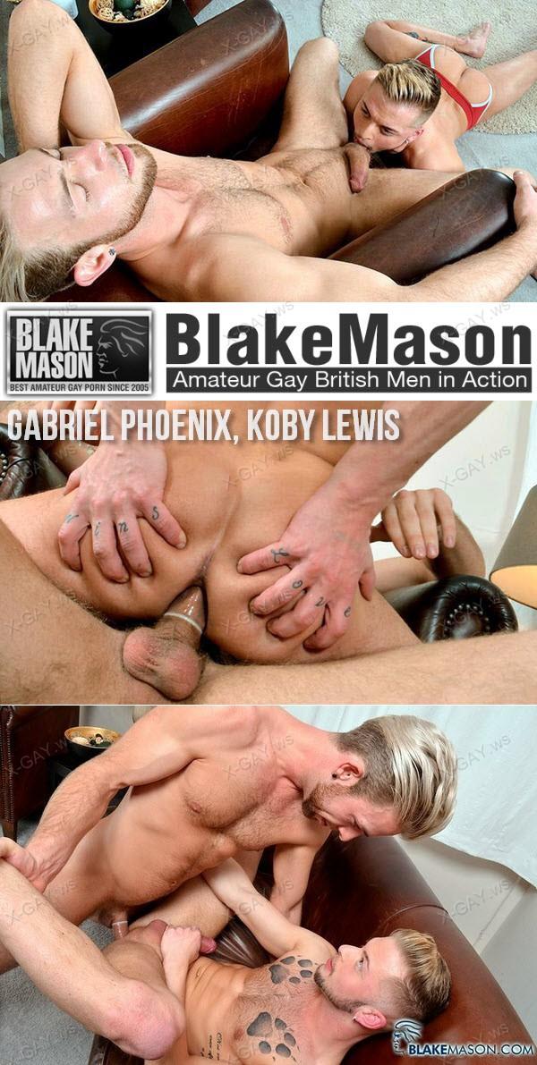 BlakeMason: Gabriel Phoenix, Koby Lewis