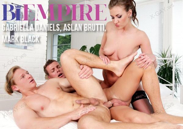 BiEmpire: Bi Sexual Cuckold #09 (Gabriella Daniels, Aslan Brutti, Mark Black)