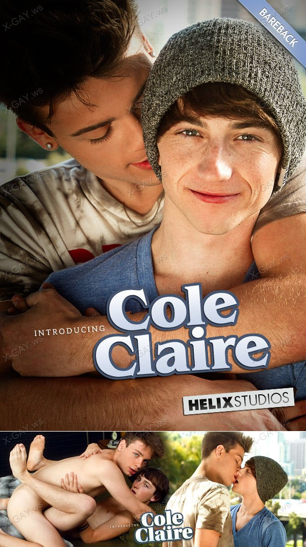HelixStudios: Introducing Cole Claire (Ryan Bailey, Cole Claire) (Bareback)