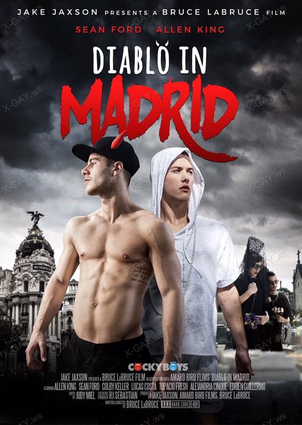 CockyBoys: Allen King, Colby Keller, Sean Ford (Diablo In Madrid)