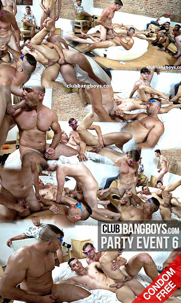 ClubBangBoys: Party Event 6