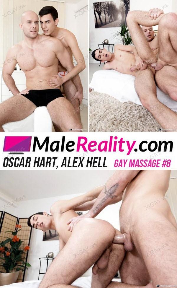MaleReality: Oscar Hart, Alex Hell
