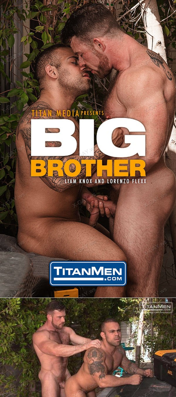 TitanMen: Liam Knox, Lorenzo Flexx (Big Brother)