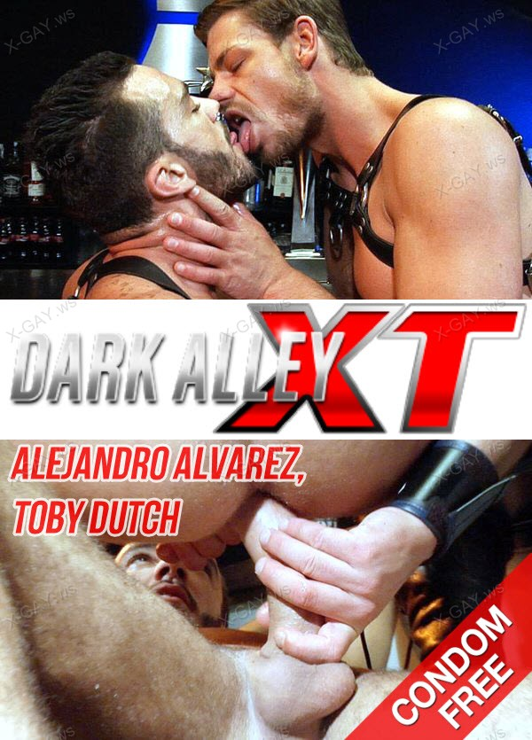 DarkAlleyXT: Alejandro Alvarez, Toby Dutch