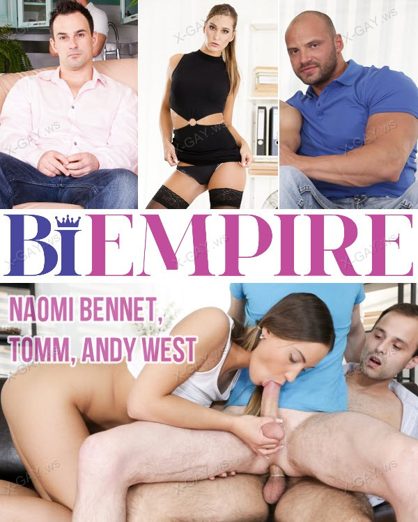 BiEmpire: Naomi Bennet, Tomm, Andy West: Bi Stepdad