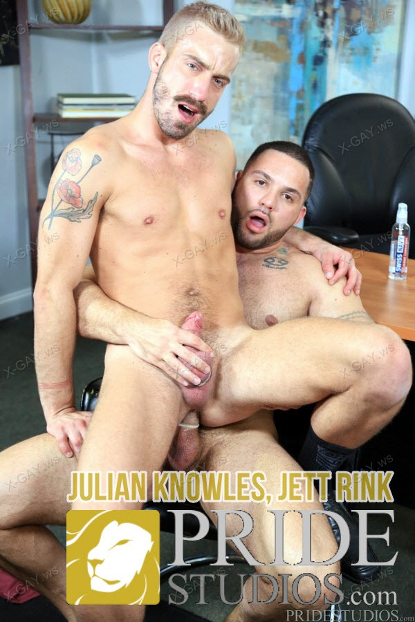 PrideStudios: Julian Knowles, Jett Rink: Surprise Office Visit