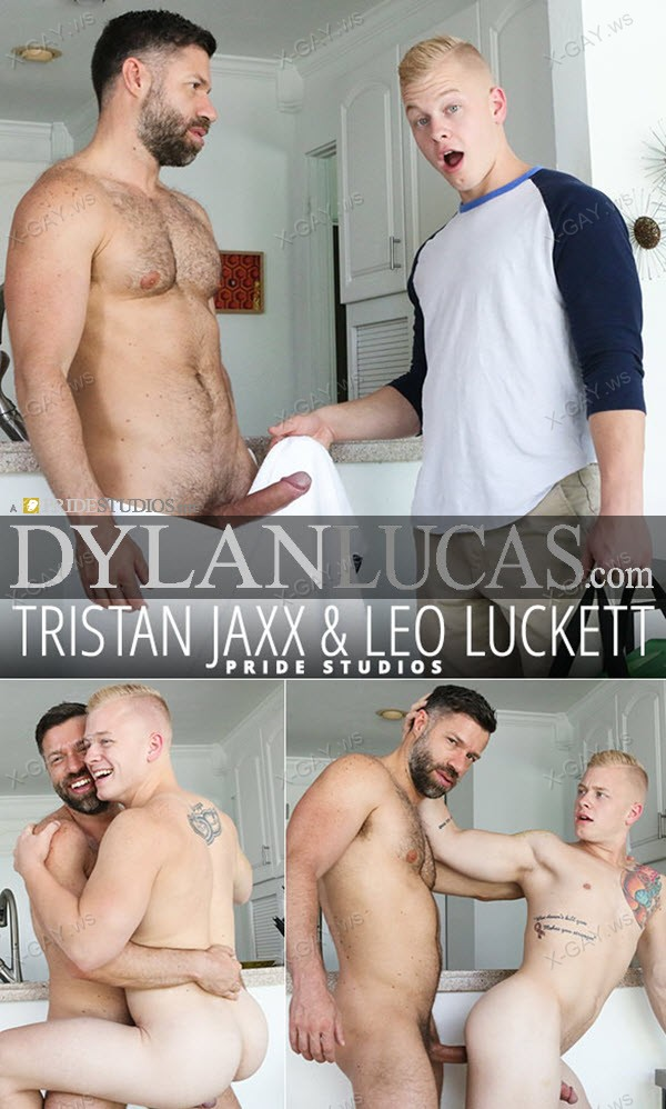DylanLucas: Tristan Jaxx, Leo Luckett: Home Delivery