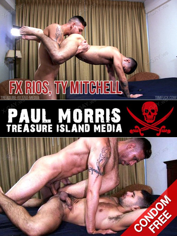 TimFuck: FX Rios, Ty Mitchell