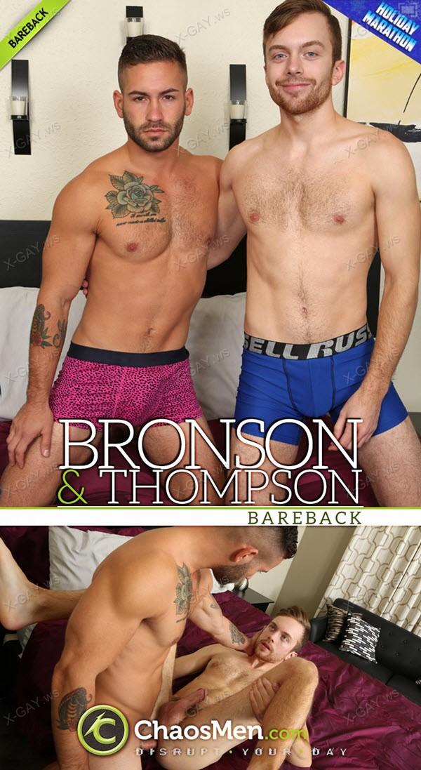 ChaosMen: Bronson, Thompson: RAW