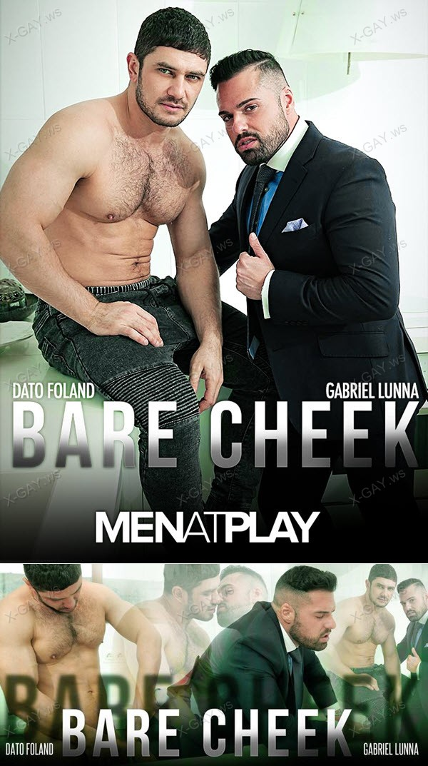 MenAtPlay: Dato Foland, Gabriel Lunna (Bare Cheek)