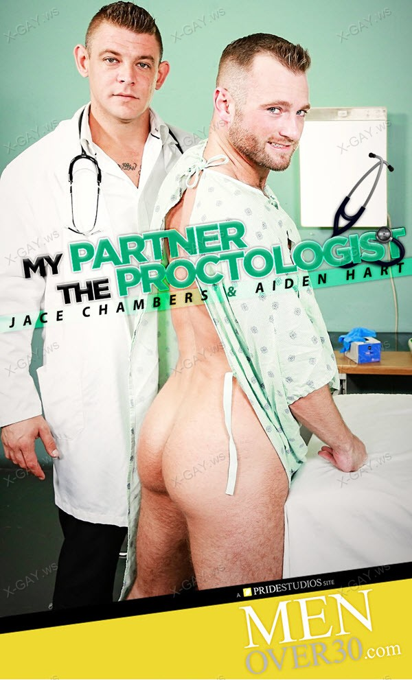 MenOver30: Aiden Hart, Jace Chambers: My Partner the Proctologist