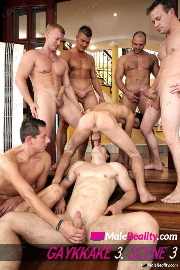 MaleReality: Gaykkake 3, Scene 3