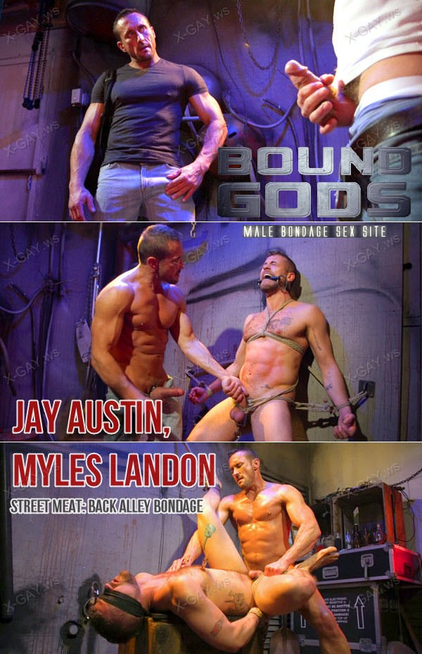BoundGods: Jay Austin, Myles Landon