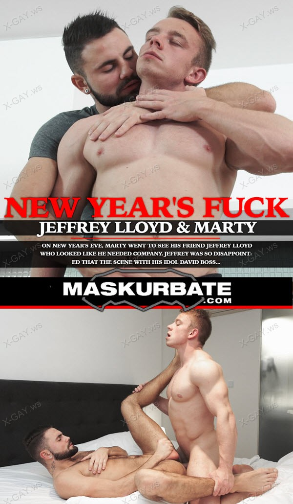 Maskurbate: Marty, Jeffrey Lloyd: New Year's Fuck