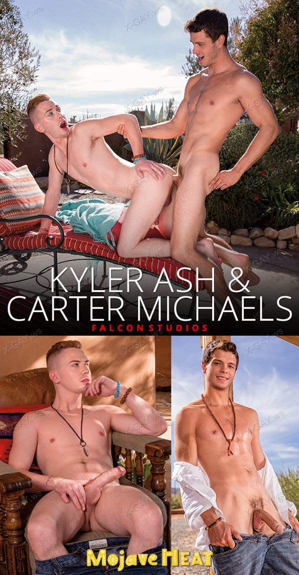 FalconStudios: Carter Michaels, Kyler Ash: Mojave Heat