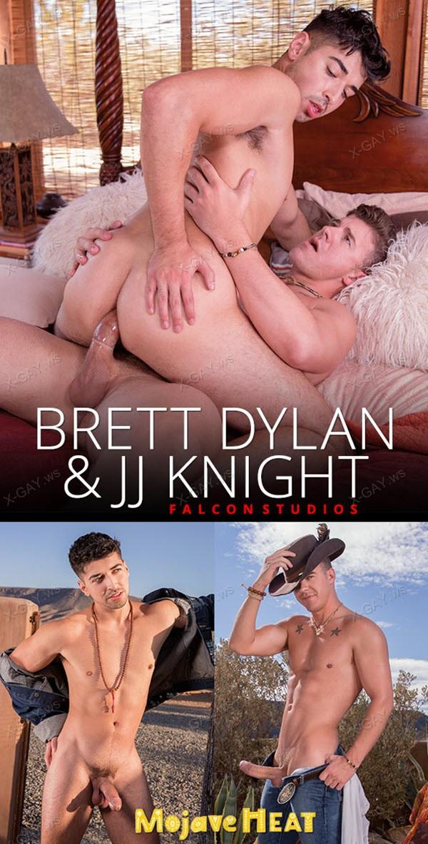 FalconStudios: JJ Knight, Brett Dylan: Mojave Heat
