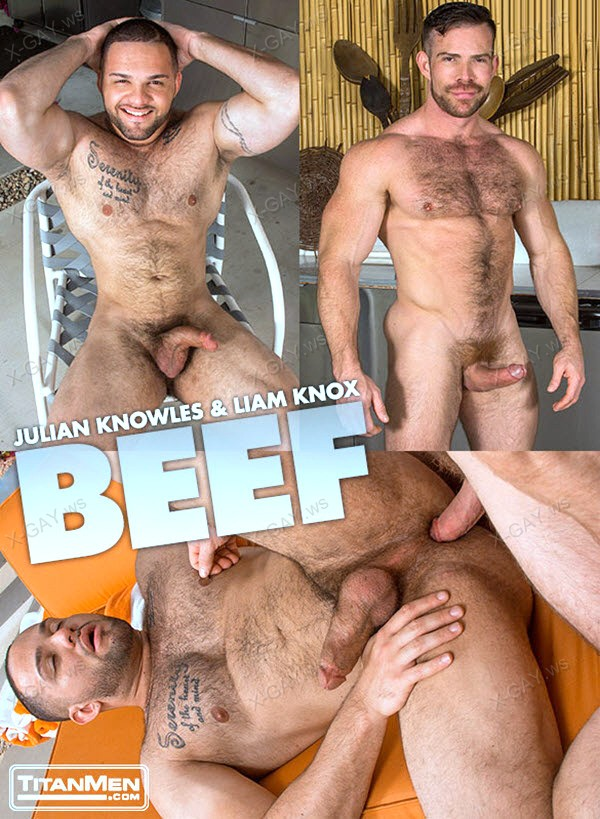TitanMen: Julian Knowles, Liam Knox (Beef)