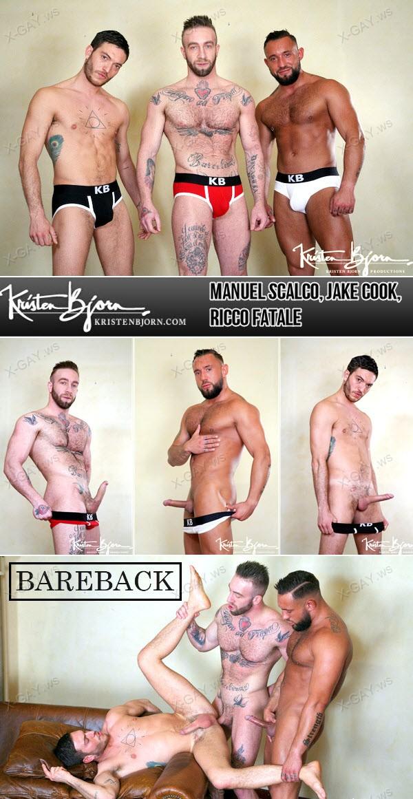 KristenBjorn: Manuel Scalco, Jake Cook, Ricco Fatale: KB Underpants