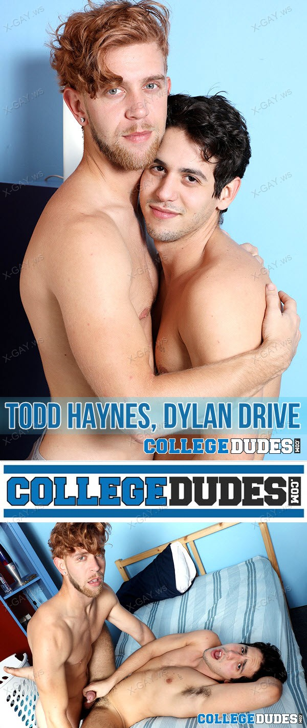 CollegeDudes: Todd Haynes, Dylan Drive