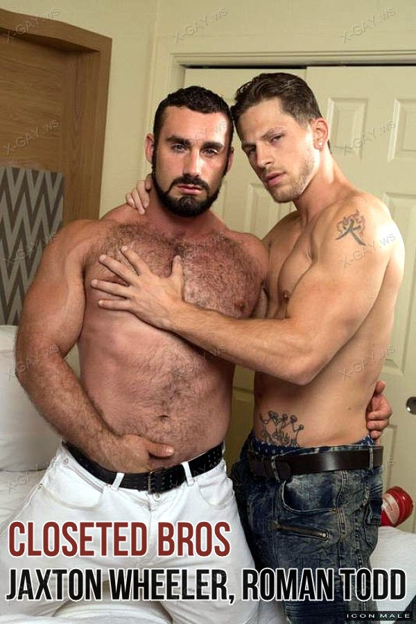IconMale: Jaxton Wheeler, Roman Todd: Closeted Bros