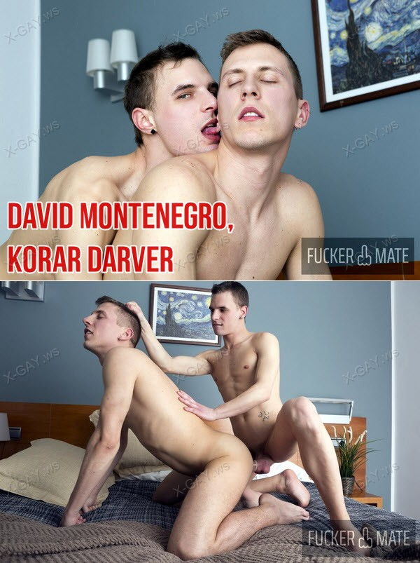 FuckerMate: David Montenegro, Korar Darver: Hot Welcome Back