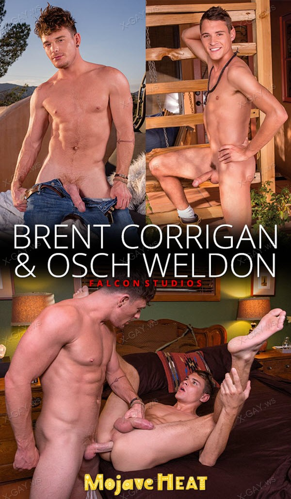 FalconStudios: Brent Corrigan, Osch Weldon: Mojave Heat