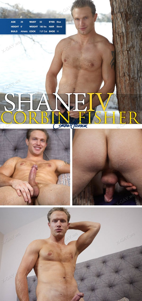 CorbinFisher: Shane Rubs One Out