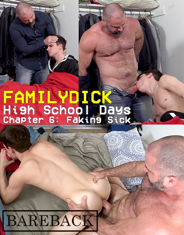 FamilyDick: John Smith, Mark Smith: High School Days, Chapter 6: Faking Sick