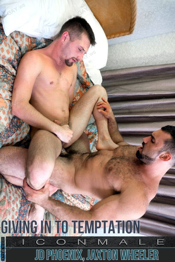 IconMale: JD Phoenix, Jaxton Wheeler: Giving In To Temptation