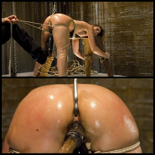 (13.03.2014) Brutal Bondage Predicaments for Beautiful Bondage Babe