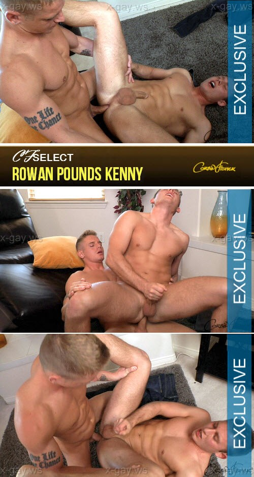 CorbinFisher – CFSelect – Rowan Pounds Kenny, Bareback