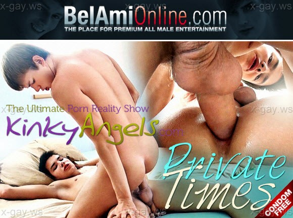 BelAmiOnline – Kinky Angels – Private Times, Bareback