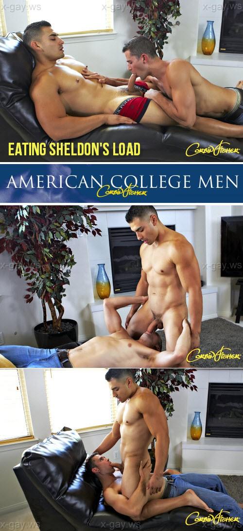CorbinFisher – Eating Sheldon's Load: Quinn & Sheldon