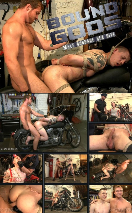 BoundGods – Connor Maguire & Tyler Rush