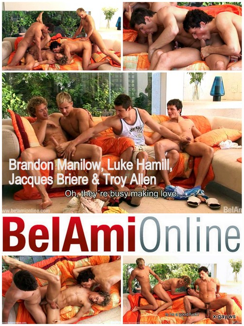 BelAmiOnline – Brandon Manilow, Luke Hamill, Jacques Briere & Troy Allen, Original Programming