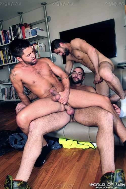 WorldOfMen – Spencer Reed, Dominic Pacifico & Billy Baval