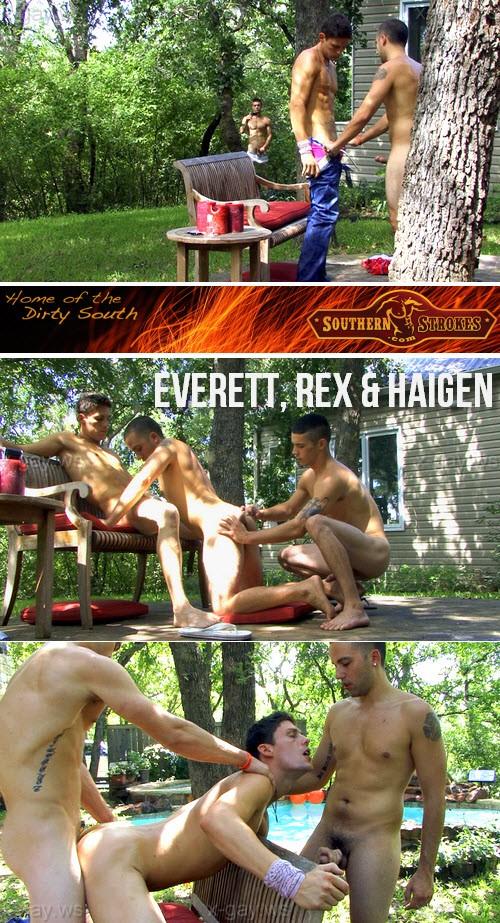 SouthernStrokes – Everett, Rex & Haigen