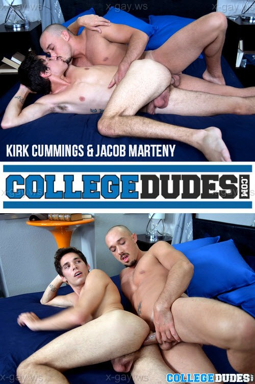 CollegeDudes – Kirk Cummings & Jacob Marteny