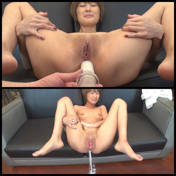 Minako Milk Enema