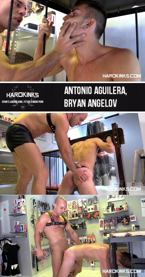 HardKinks – Antonio Aguilera & Bryan Angelov