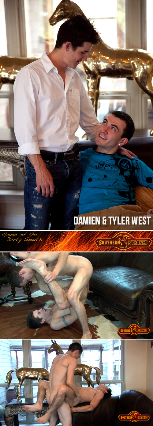 SouthernStrokes – Damien & Tyler West