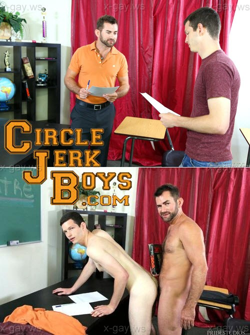 CircleJerkBoys – Jake Jennings & Benn Heights
