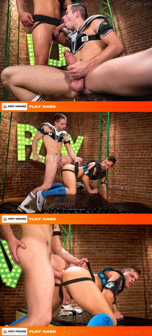 HotHouse – Dylan Knight & Rylan Knox