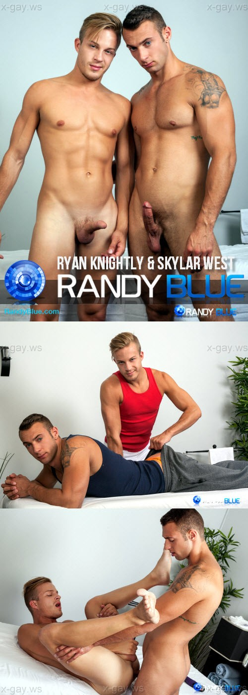 RandyBlue – Ryan Knightly & Skylar West