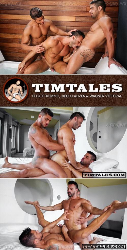 TimTales – Diego Lauzen, Flex, Wagner Vittoria