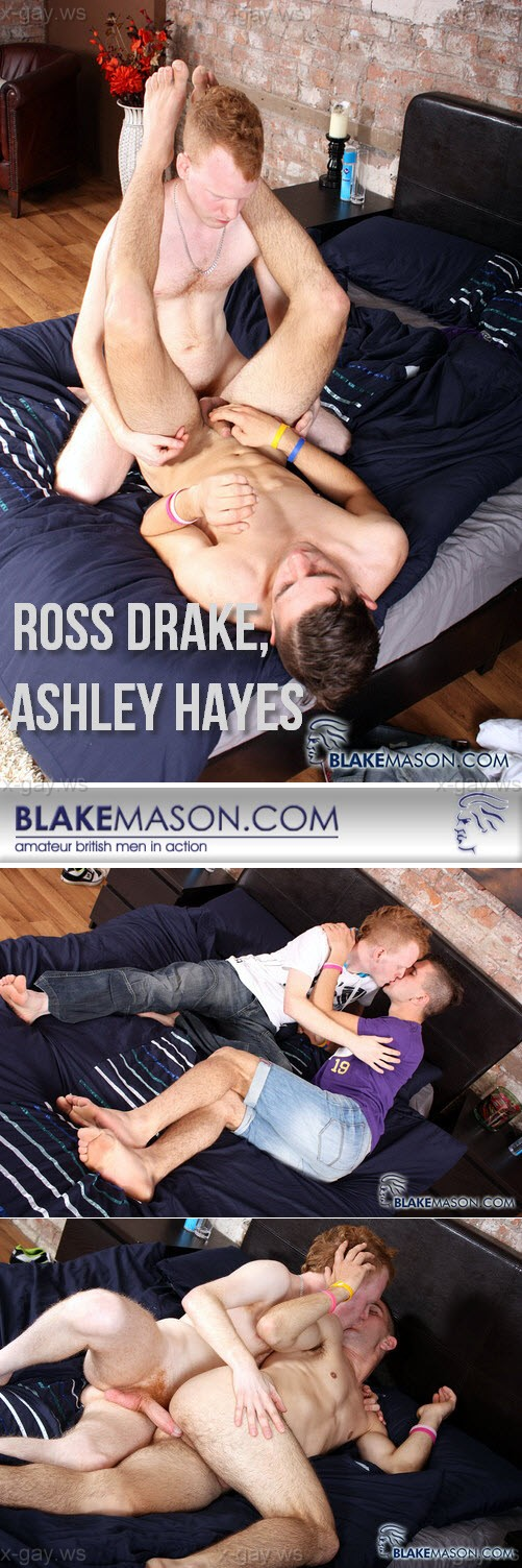 BlakeMason – Ross Drake & Ashley Hayes