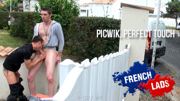 FrenchLads – Picwik & Perfect Touch