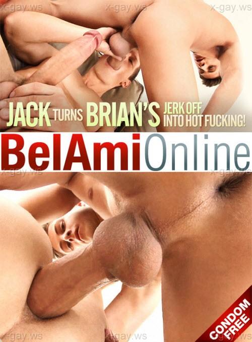 BelAmiOnline – Jack Harrer & Brian Jovovich, Bareback