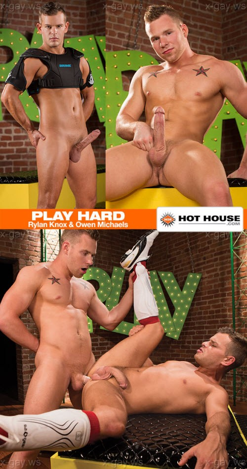 HotHouse – Rylan Knox & Owen Michaels