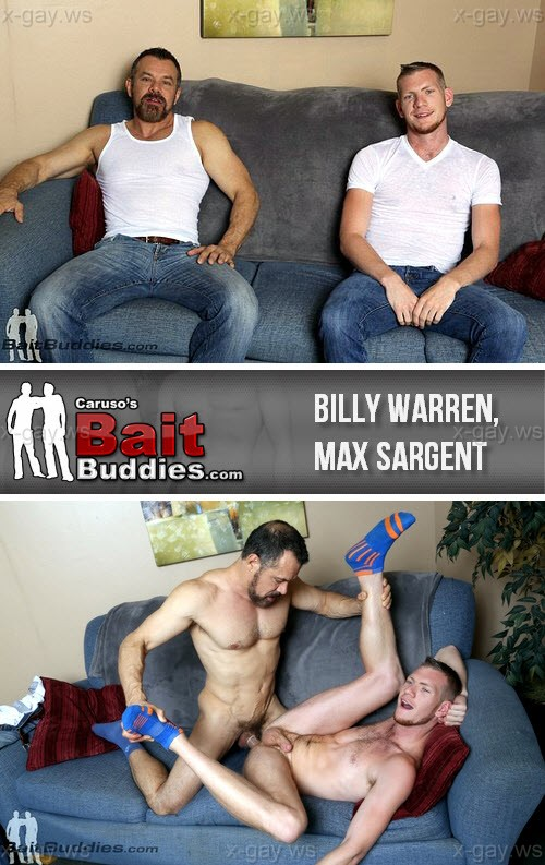 BaitBuddies – Billy Warren & Max Sargent